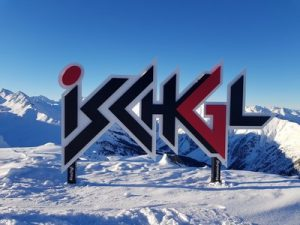 Annual ski trip to Ischgl
