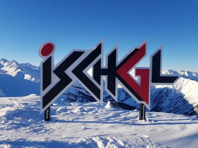Annual ski trip to Ischgl