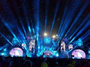 Tomorrowland Winter Main staige