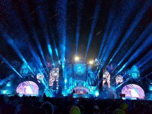 Tomorrowland Winter Main staige