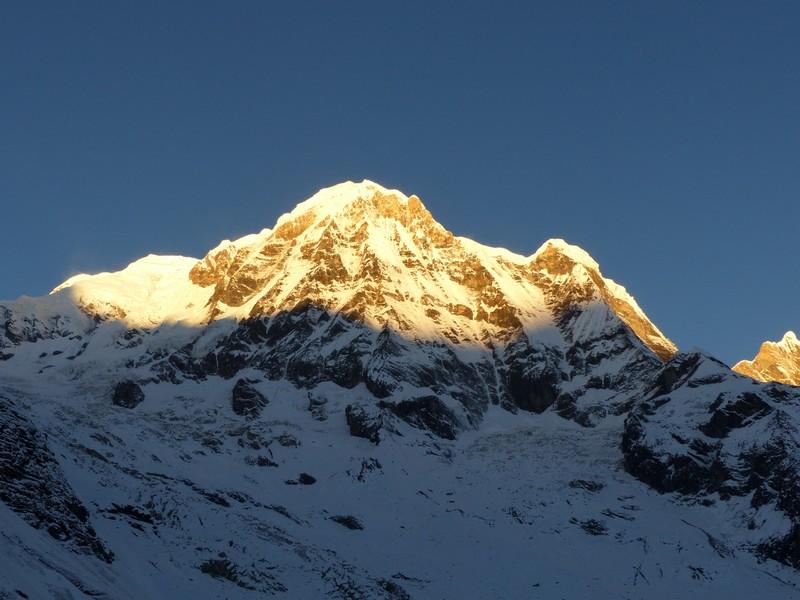 Annapurna - 8091 m