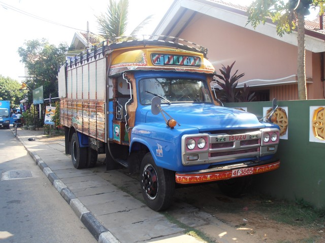 Typical truck type 1