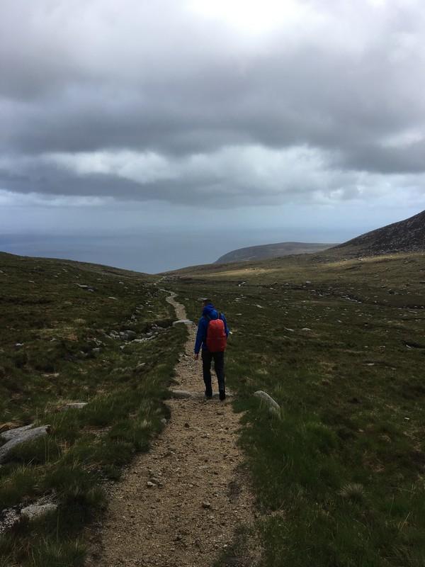 Goatfell walk