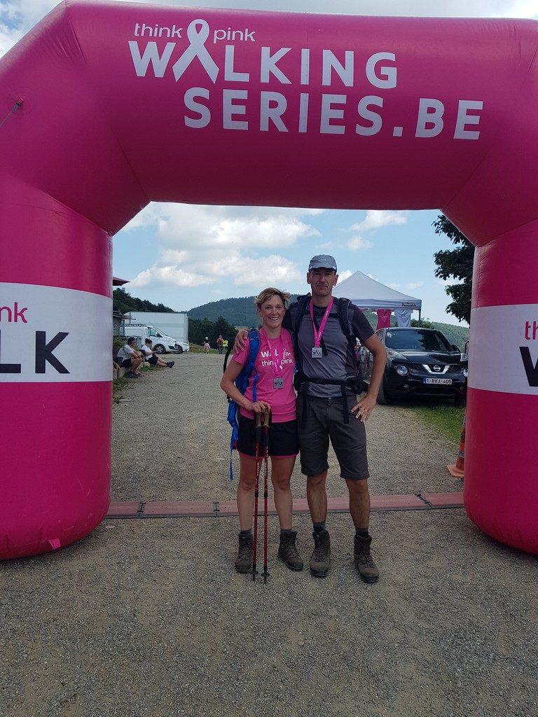 Finish after 100 km