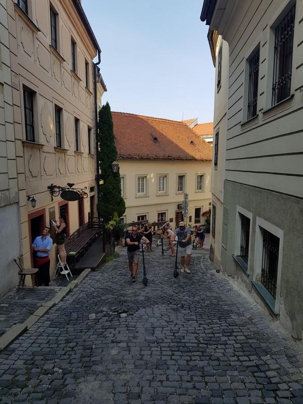 Avoid the Bratislava Castle