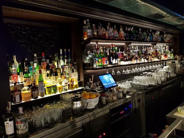 Hendricks cocktailbar