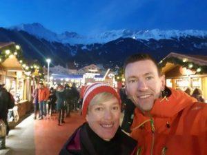 Christmas market in Innsbruck