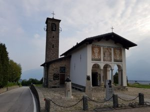 Church of Madonna del Ghisello
